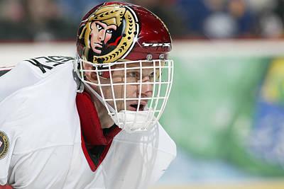 Photograph - Ottawa Senators V Buffalo Sabres by Rick Stewart