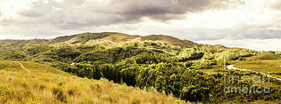 Rights Managed Images - Out back Zeehan Royalty-Free Image by Jorgo Photography - Wall Art Gallery