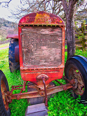 Out To Pasture Art Print