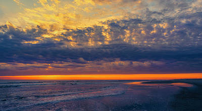Photograph - Outer Banks Sun Rise by David Kay
