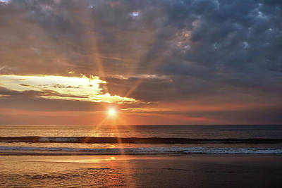 Photograph - Outerbanks Sunrise by JAMART Photography