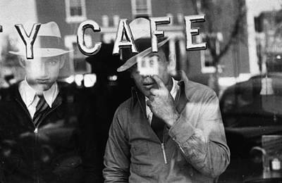 Photograph - Outside Looking In by Ben Shahn