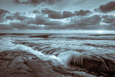 Photograph - Over Flow by Peter Tellone