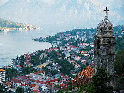 Photograph - Over Kotor by Rae Tucker