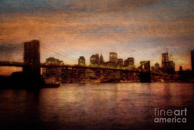 Photograph - Over The East River by Scott Kemper