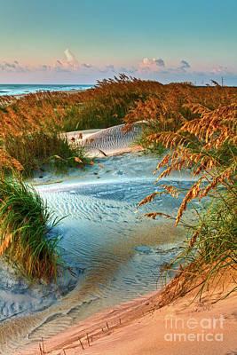 Photograph - Over The Sand Dunes by Dan Carmichael