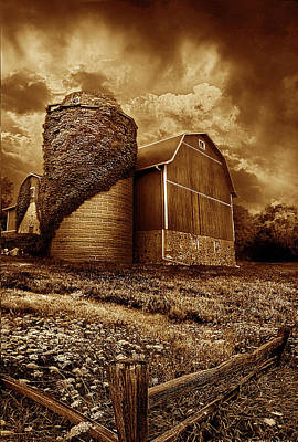 Photograph - Over Time by Phil Koch
