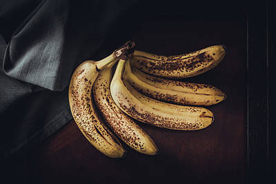 Photograph - Overripe Bananas by Jeanette Fellows