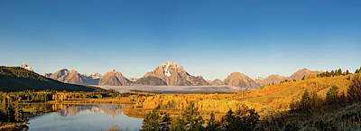 Photograph - Oxbow In The Fall by Mary Hone