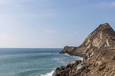 Photograph - Pacific Coast Highway One  by John McGraw
