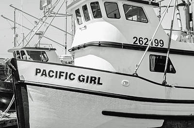 Photograph - Pacific Girl by Tikvah's Hope