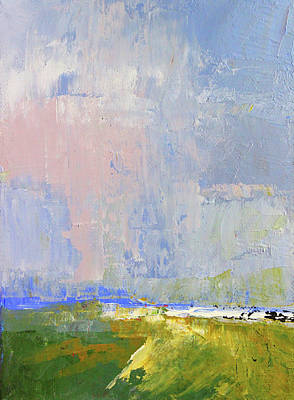 Painting - Pacific Sky by Nancy Merkle