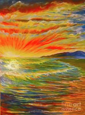 Pacific Sunset Original