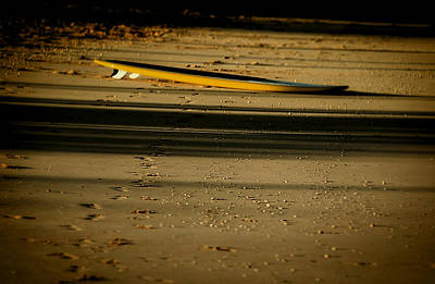 Photograph - Paddle Board by Byron Fair