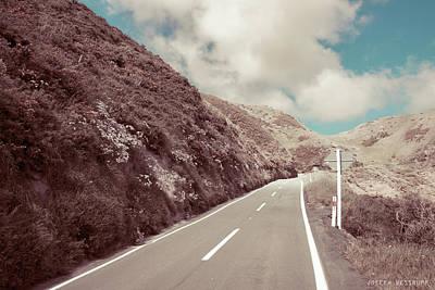 Photograph - Paekakariki Hill Road by Joseph Westrupp