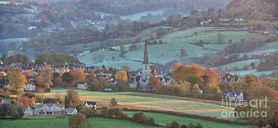 Photograph - Painswick Autumn by Tim Gainey