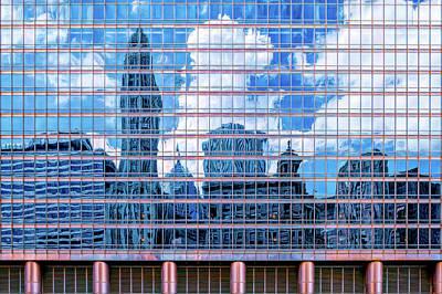 Photograph - Painted City by Robert FERD Frank