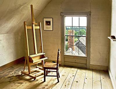 Painters Loft Art Print