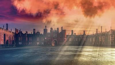 Photograph - Palatial by Leigh Kemp