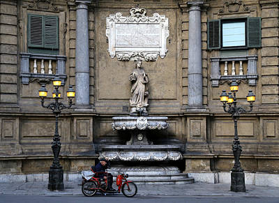 Photograph - Palermo 9 by Andrew Fare