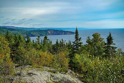 Photograph - Palisade Head by Susan Rydberg