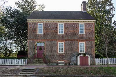 Photograph - Palmer House by Teresa Mucha