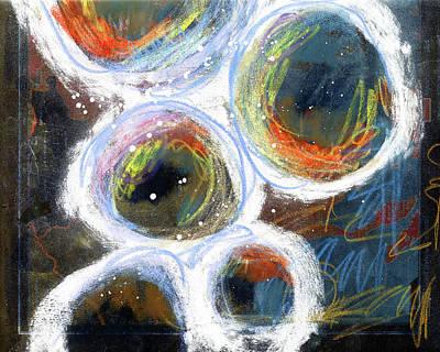 Painting - Pangeados by Tonya Doughty