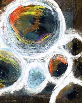Painting - Pangeauno by Tonya Doughty