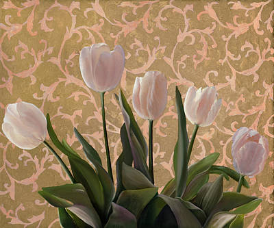 Royalty-Free and Rights-Managed Images - Tulipani Damascati by Guido Borelli