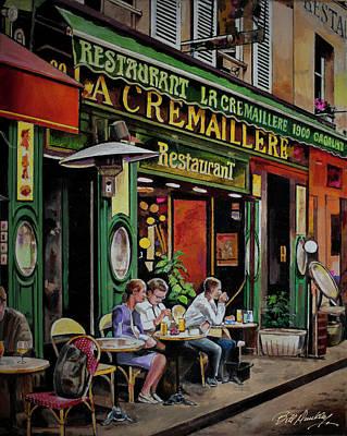 Paris Bistro Original