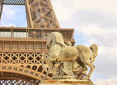 Photograph - Paris French Beauty  by JAMART Photography