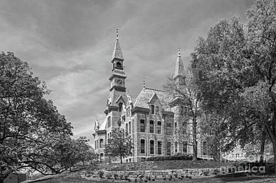 Photograph - Park University Mackay Hall by University Icons