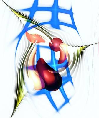 Digital Art - Parkour by Anastasiya Malakhova