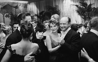 Photograph - Party At Romanoffs by Slim Aarons
