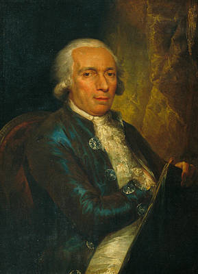 Painting - Pasqual Pere Moles by Vicente Lopez Portana