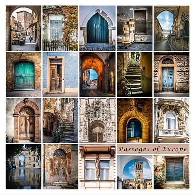 Photograph - Passages Of Europe by Michael Thomas