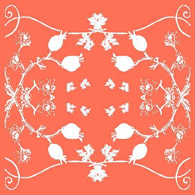 Belinda Landtroop Mixed Media - Passion Flower2 by Belinda Landtroop