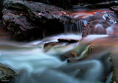 Photograph - Passion Of Water by Wesley Nesbitt