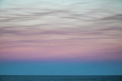 Photograph - Pastel Clouds by Uncle Arny