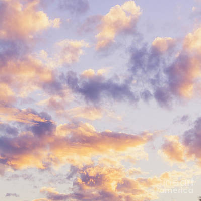 Unicorn Dust - Pastel cloudscape by Jorgo Photography - Wall Art Gallery