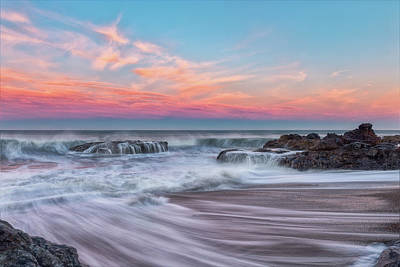 Photograph - Pastel Sunrise by Russell Pugh