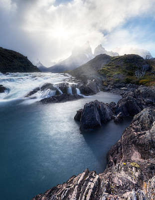 Photograph - Patagonia Torres Del Paine by Photography by KO