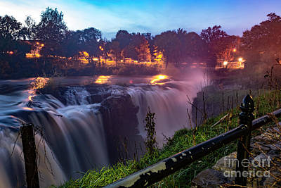 Wall Art - Photograph - Paterson Great Falls 2 by Reynaldo BRIG Brigantty