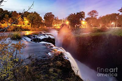 Wall Art - Photograph - Paterson Great Falls 4 by Reynaldo BRIG Brigantty