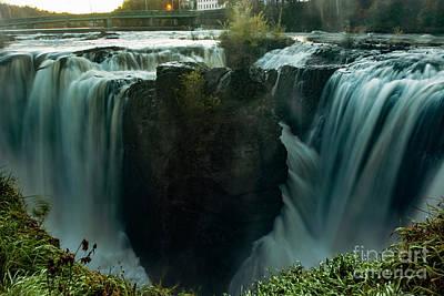 Wall Art - Photograph - Paterson Great Falls by Reynaldo BRIG Brigantty