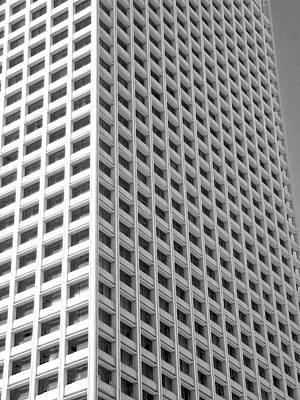 Photograph - Patterned Building by Hold Still Photography