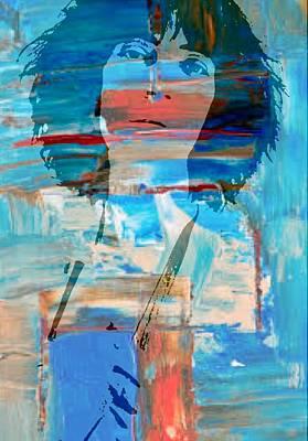 Mixed Media - Patti Smith by Jayime Jean