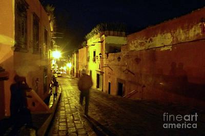 Photograph - Patzcuaro Street by Rosanne Licciardi