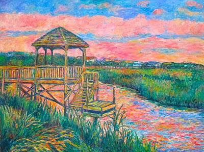 Painting - Pawleys Island Atmosphere by Kendall Kessler