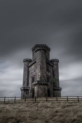 Elliott Coleman Royalty-Free and Rights-Managed Images - Paxtons Tower by Elliott Coleman